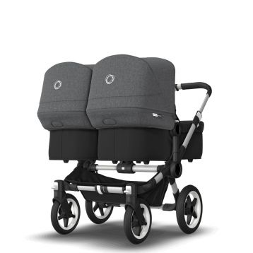 Bugaboo Donkey3 Twin front side