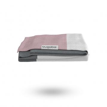 Bugaboo Licht Katoenen Deken Soft Pink 1