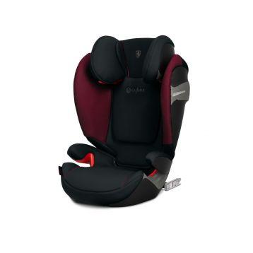 Cybex Solution S-Fix Ferrari Victory black