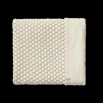 Joolz Essentials deken honeycomb wit 1
