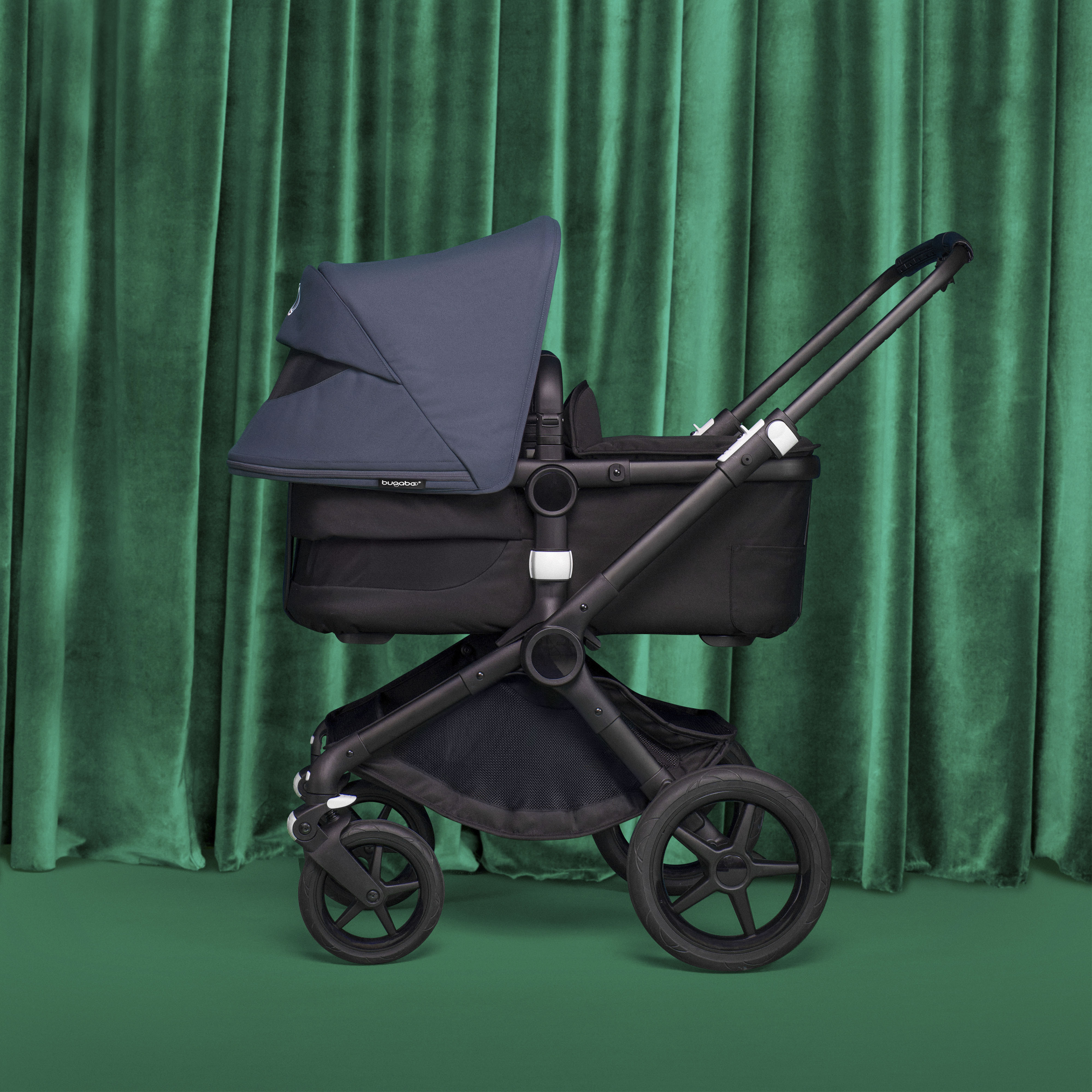 It is here! The new Bugaboo Fox 3
